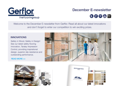 Cover e-Newsletter December 2015