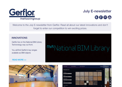 Cover e-Newsletter July 2015