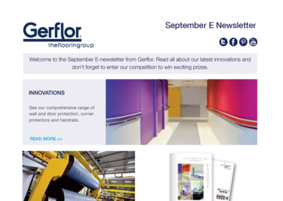 Cover e-Newsletter September 2015