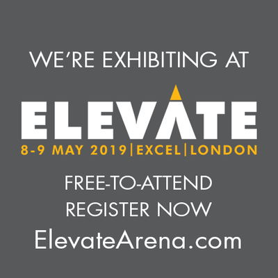We Re Exhibiting At Elevate
