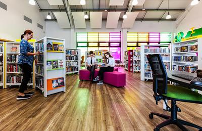 Denny Library PR