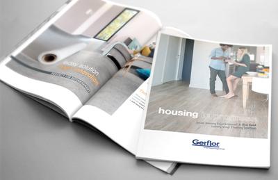 Gerflor Housing Brochure PR