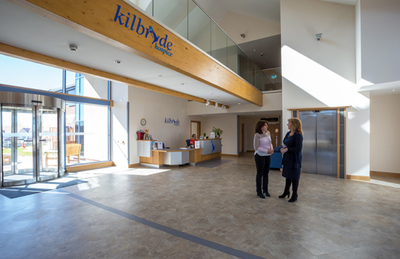 GERFLOR Kilbryde Hospice Web