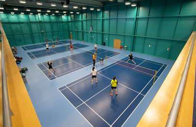 Scotstoun Badminton Web