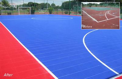Sport Court PR