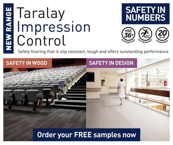 Taralay Impression Control Pop Up 7