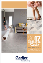 Floors for the Home - 2017 Rolls Collection