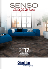 Floors for the Home - 2017 Senso Collection
