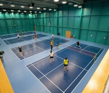 thumbnail: Scotstoun Badminton