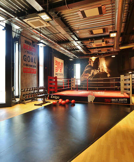 thumbnail: Dale Youth Boxing Club