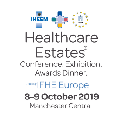 Healthcare Estates Logo 2019