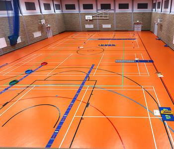 Sports Hall Flooring Gerflor Uk