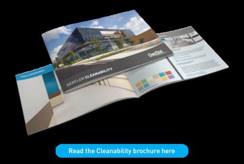 NEW Cleanability Brochure