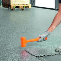 interlocking floor tiles fast track flooring gerflor uk. Black Bedroom Furniture Sets. Home Design Ideas
