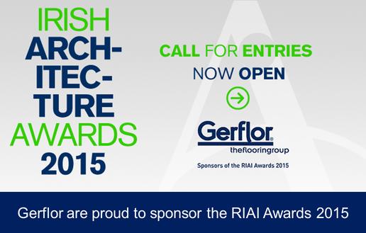 RIAI Awards 2015