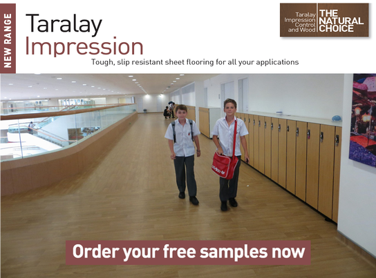 Taralay Impression Control and Wood