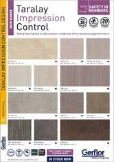 Taralay Impression Control Design - Card