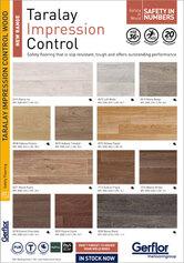 Taralay Impression Control Wood - Card