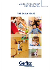Multi-Use Flooring for Education (The Early Years)
