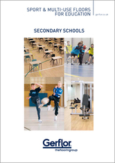 Sport & Multi-Use Floors for Education (Secondary Schools)