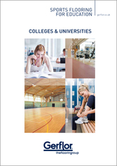 Sports Flooring for Education (Colleges & Universities)
