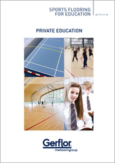 Sports Flooring for Education (Private Education)
