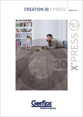 Creation 30 X'Press - Luxury Vinyl Tile and Plank (LVT) Flooring
