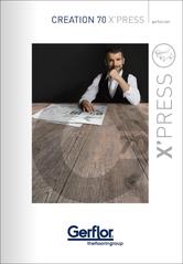 Creation 70 X'Press - Luxury Vinyl Tile and Plank (LVT) Flooring