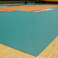 Double Side Tapes for Sport Floors - D200 and D300