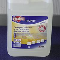 Sport Floor Maintenance - Tanex Trophy